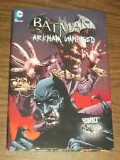 Batman Arkham Unhinged Vol 3 DC Comics (Hardback, 2014) NEW 9781401243050