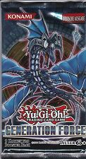 BOOSTER - YU-GI-OH - GENERATION FORCE - 9 KARTE PRO BOOSTER - DEUTSCH -