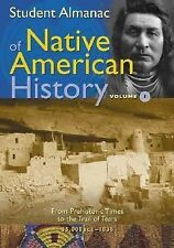 Student Almanac of Native American History by Inc., Staff Media Projects...