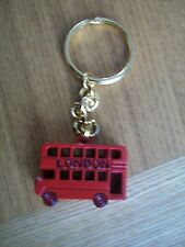 BRAND NEW LONDON ROUTEMASTER DOUBLE DECKER BUS KEYRING