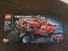 LEGO Technic 42029 Customized Pick up Truck. New. Retired. Box is nice!