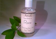 Natural Goats Milk Body Wash Great Lather & Cleansing U Pick Your Scent Organic