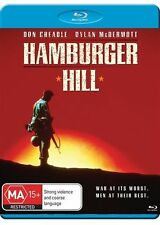 Hamburger Hill NEW B Region Blu Ray
