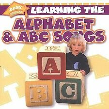 Learning the Alphabet and ABC Songs by Baby Scholar (CD, Apr-2007, St. Clair)