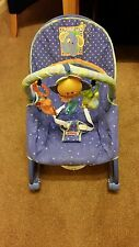 Fisher Price Rocking and Vibrating Baby Chair