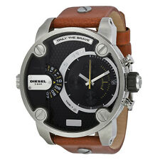 NEW DIESEL DZ7264 MENS LITTLE DADDY CHRONOGRAPH WATCH - 2 YEAR WARRANTY