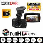 1080P 2.7inch LCD Car Camera Full HD Dash Cam Crash DVR G-sensor Night Vision OV