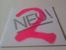 Neu - Neu 2  (Ex Kraftwerk (Blue Vinyl)