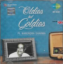 PT. NARENDRA SHARMA - OLDIES BUT GOLDIES - SOUND TRACK CD - FREE UK POST