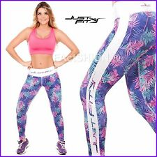 High-End LEGGINGS PANTS WorkOut Yoga Printed Spandex Stretch Fitness Lift 014