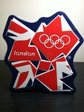 Marks & Spencer Brand Commemorative London 2012 Olympics Collectible Biscuit Tin