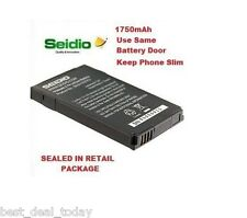 Seidio Extended Battery For Htc Incredible 1750mah 6300