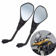 Motorcycle Mirrors For BMW F800GS F650GS F800R 2008-2011 Black Rearview Mirror