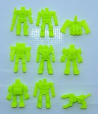 RARE LOT 9 TRANSFORMERS FIGURES MEXICAN PREMIUM TOYS OPTIMUS PRIME SOUNDWAVE # 3