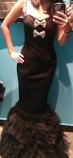 Rare betsey johnson gown