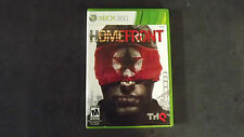 Homefront Xbox 360 Complete Cleaned and Tested Condition