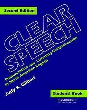 Clear Speech:  Pronunciation and Listening Comprehension in North Amer-ExLibrary