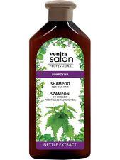 VENITA Kräuter Haar Shampoo BRENNESSEL Fettiges Haar 0% Parabene 500 ml