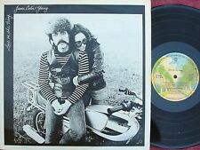 Jesse Colin Young ORIG US LP Love on the wing EX '77 Warner Youngbloods Pop Rock
