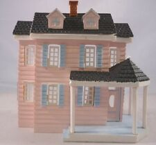 1/144th scale Dollhouse Miniature Plaster Barbie Pink House for your dollhouse