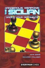 Dangerous Weapons: The Sicilian, by Emms NEW CHESS BOOK