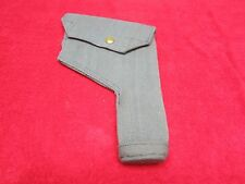British Webley RAF Mark IV Web Holster dated 1951