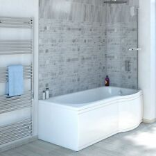 11 JET 1600 x 850mm  CONCEPT P SHAPED RH SHOWER  WHIRLPOOL | SPA |  BATH