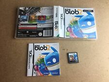 De Blob 2 - Nintendo DS (NDS) TESTED/WORKING UK PAL deblob