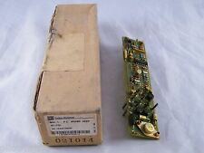 NEW ~ CUTLER HAMMER ~ CIRCUIT BOARD ASSEMBLY ~ PART # NC1200, C75G22 CPM