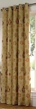 PERIOD STYLE  HEAVY  66 x 90 drop LIGHT GOLD TAPESTRY EYELET SINGLE DOOR CURTAIN