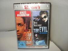 Dead City / The Evil - Der Todesengel (DVD, 2010) Neu