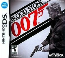 James Bond 007: Blood Stone - Nintendo DS, (DS)