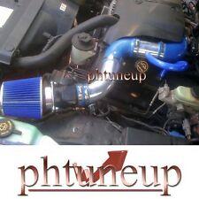 BLUE 1996-2002 FORD CROWN VICTORIA LINCOLN TOWN CAR 4.6 4.6L AIR INTAKE KIT