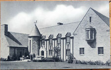 1930s Postcard: Delta Tau Delta House/Fraternity, Penn State - State College, PA