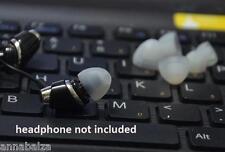 SET EARBUDS GOMMINI ADATTATORI SILICONE X KLIPSCH IN EAR S4 S4i S5i TUTTI ALTRI