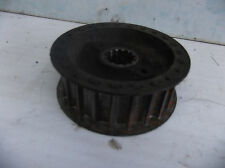 KAWASAKI GPZ250 SCORPION FRONT BELT SPROCKET