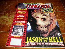 Fangoria Magazine # 125 August 1993 Issue