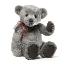 "GUND - Wagner the Grey Teddy Bear - 16"" - BRAND NEW - #4043033 - CLEARANCE SALE!"