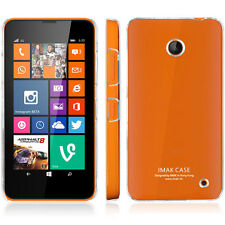 IMAK Custodia Chiara Nuovo For Nokia Lumia630 635 Trasparente Cover Rigida