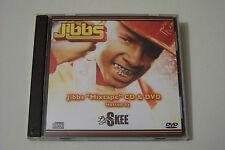 JIBBS - MIXTAPE CD & DVD 2006 (PROMO) DJ Skee David Banner Chamillionaire RARE
