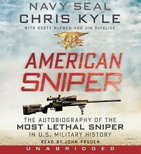 American Sniper CD: The Autobiography of the Most Lethal Sniper in U.S. Militar