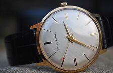 SMITHS ASTRAL  GOLD PLATED VINTAGE GENTS WATCH-MADE IN ENGLAND c1960-SUPERB!