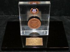 1964 Olympic Committee Appreciation Award, Presented to Whitefoord S. Mays, Jr.