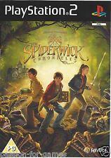 THE SPIDERWICK CHRONICLES for Playstation 2 PS2 - with box & manual - PAL