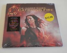 CD Movie Soundtrack The Hunger Games Catching Fire sealed new
