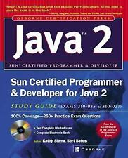 Sun Certified Programmer & Developer for Java 2 Study Guide Exam 310-035 & 310-
