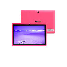"IRULU Tablet PC eXpro X1a 7"" Android 4.4 KitKat 8GB HD Quad Core Dual Camera New"
