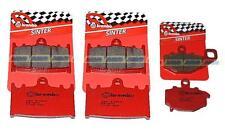 Pastiglie Freno Brembo Ant + Post Kawasaki ZX-6R 93/97 07KA13SA + 07KA16SP