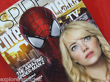 Entertainment Weekly Magazine 4/4/2014 The Amazing Spider Man 2 Kurt Cobain