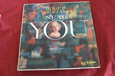 Near You Roger Williams KL 1112 LP